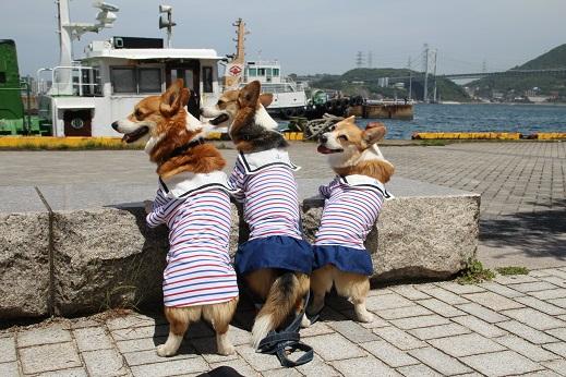平日の門司港2 2014-5-27-12