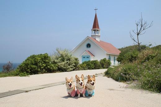 しま心と礼拝堂 2014-5-2-6