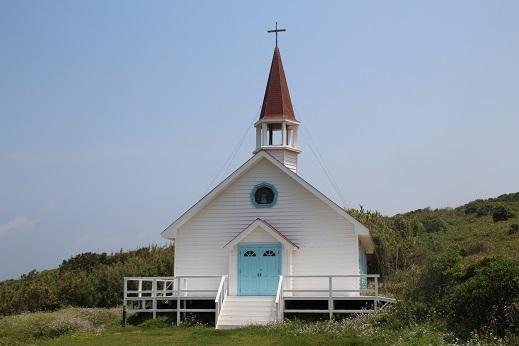 しま心と礼拝堂 2014-5-2-8