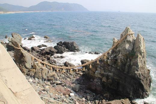 夫婦岩と美味しい物 2014-5-2-3