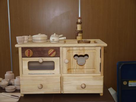 ママゴトキッチンとお道具