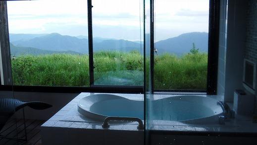王ヶ頭 風呂
