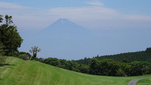 富士とコース