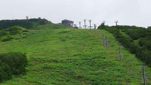 山頂リフト