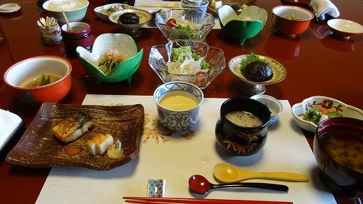 ふくや朝食