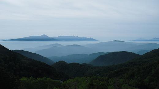 八ヶ岳と雲海