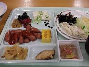 朝食2014.5