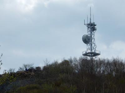 地蔵岳電波塔
