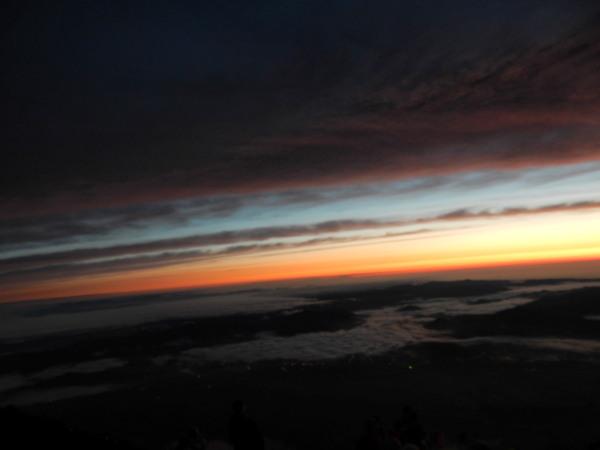 富士山御来光1