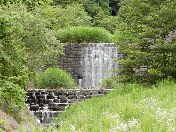 神鈴の滝1