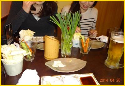 005 新宿食事