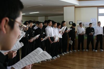卒業式歌2