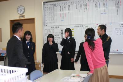 学校訪問1