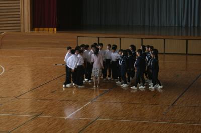 長縄練習5