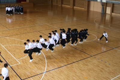 長縄練習1