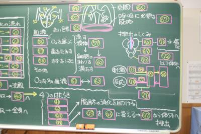 理科テスト勉強3