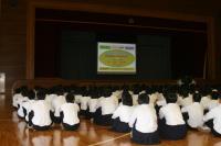 学校祭集会5