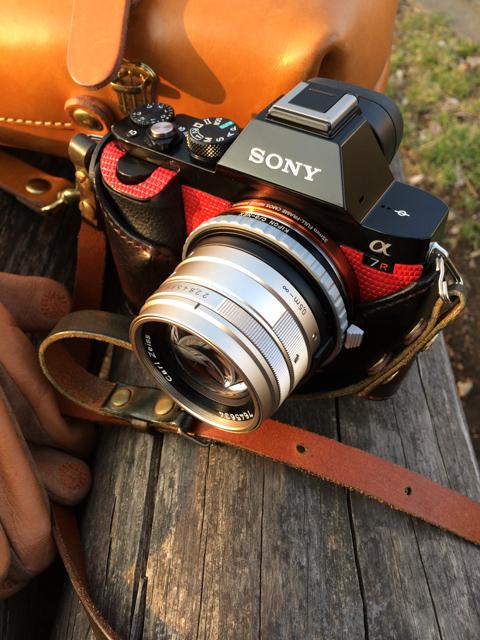 α7R CONTAX 45mm F20