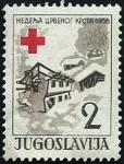 ユーゴスラヴィア・赤十字(雪害)