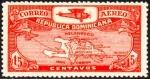 ドミニカ共和国・地図(1930)