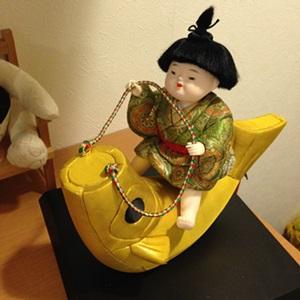 2014子供の日人形