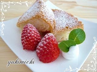 エンゼルフードケーキ♥