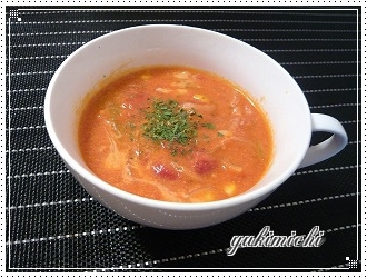 トマトスープ♥