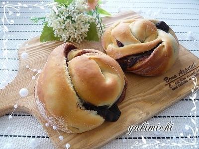 ぐるぐるパン♥