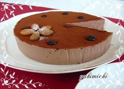 生チョコレアチーズ♥
