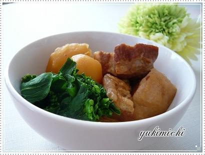豚の角煮♥