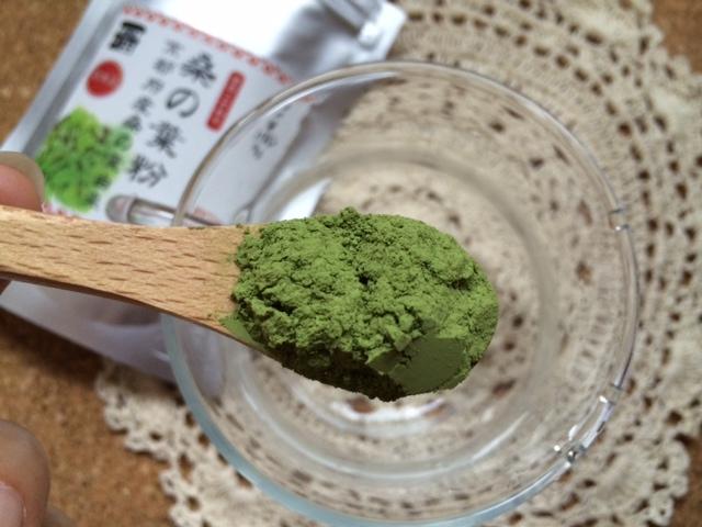 桑の葉粉末5