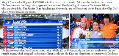 140212 Women 500m 01