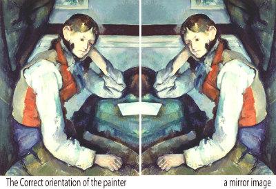 Cezanne col 04 Klein A mirror image