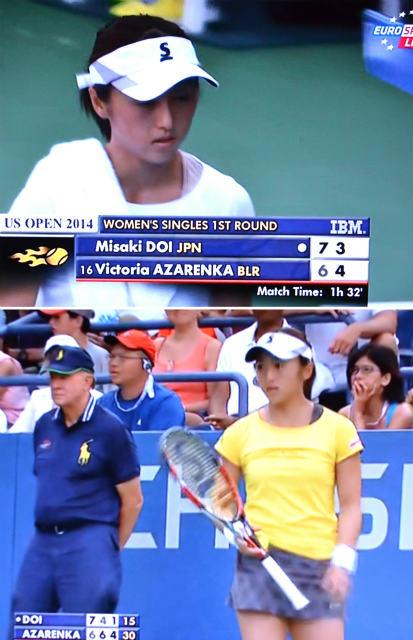 140829 US open Misaki Doi col 05-1