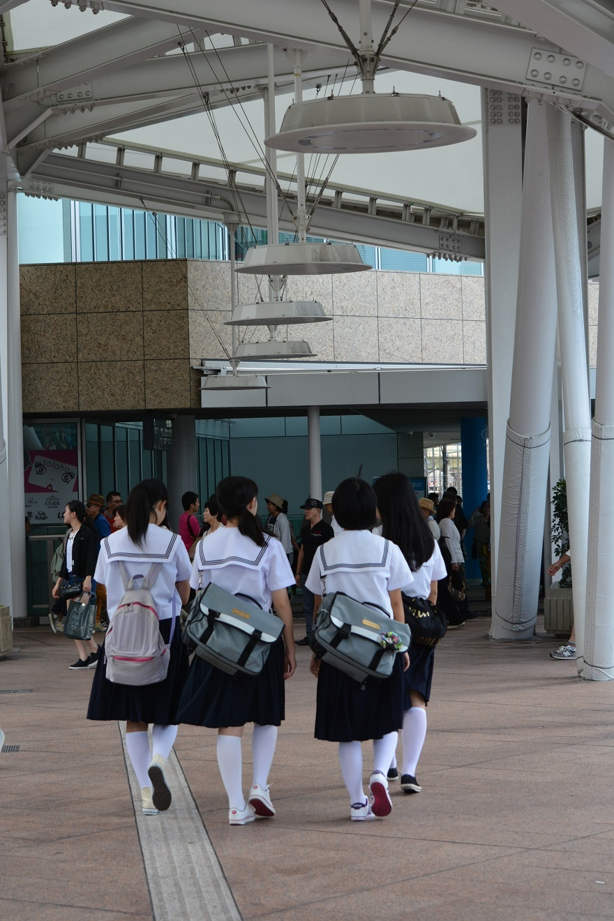 阿倍野歩道橋 (14)