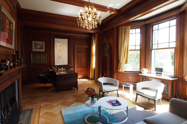 オランダ大使公邸庭園 特別一般公開