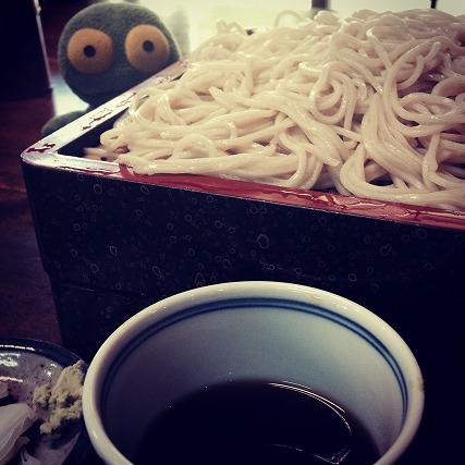 生田緑地蕎麦白川郷 (3)