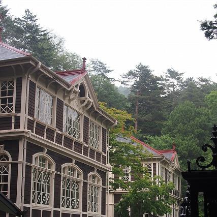 ゆうブログケロブログ旧三笠ホテル (1)