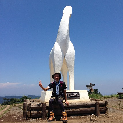 陣馬山20140802 (9)