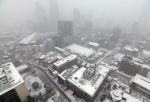 すっごい雪でした