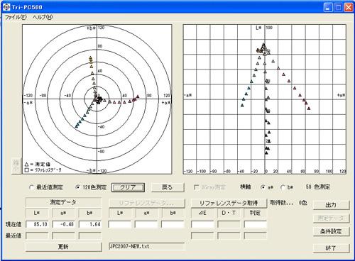 ミラー測定140806