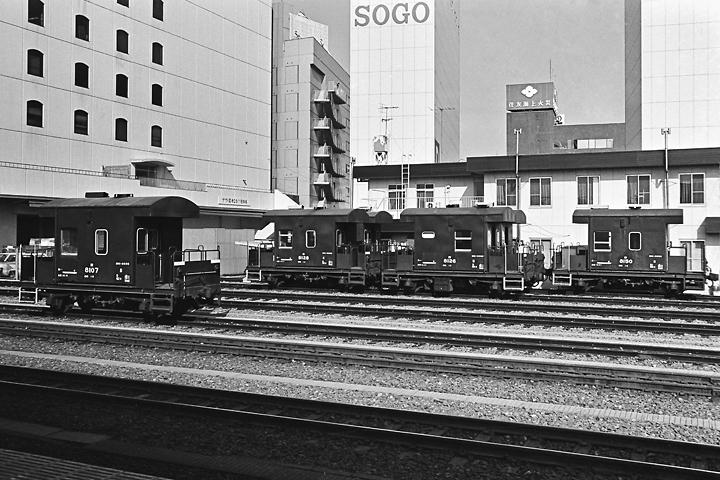 198602八王子駅_ヨ8000