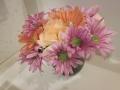 洗面所の花