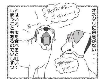 羊の国のラブラドール絵日記シニア!!「もっとずっと」2