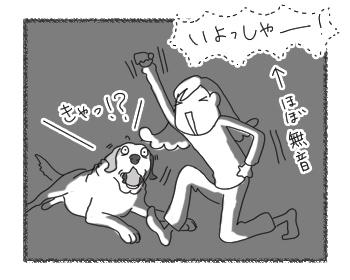 羊の国のラブラドール絵日記シニア!!「時差って何よ!?」2