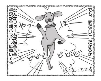 羊の国のラブラドール絵日記シニア!!「ビズラなグース」2