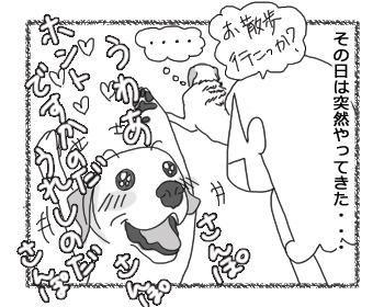 羊の国のラブラドール絵日記シニア!!「シニア!!」1