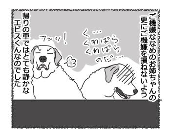 羊の国のラブラドール絵日記シニア!!「くわばら、くわばら」4