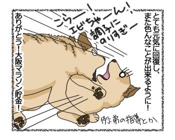 羊の国のラブラドール絵日記シニア!!「負け惜しみ」7