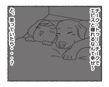 羊の国のラブラドール絵日記シニア!!「たれエビス」2